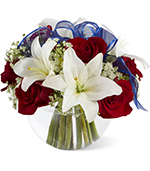 The Independence Bouquet